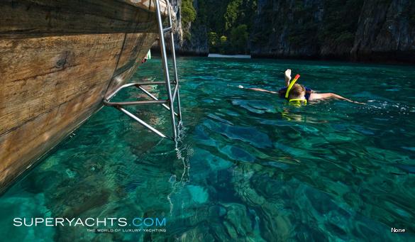 Luxury Yacht Charter