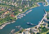 Kommunalhafen Neustadt in Holstein