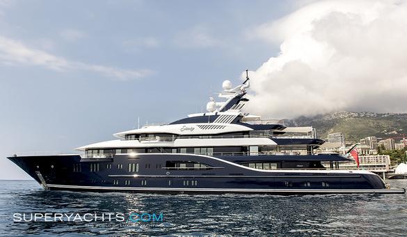 Superyacht Solandge Superyachts Com
