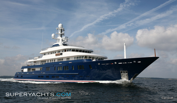 Northern Star Luxury Motor Yacht by Lurssen Yachts